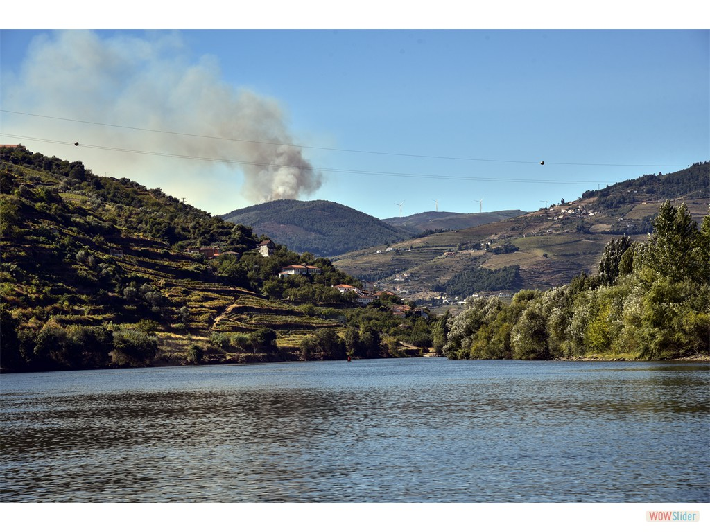 Promenade sur le Douro - Octobre 2016
