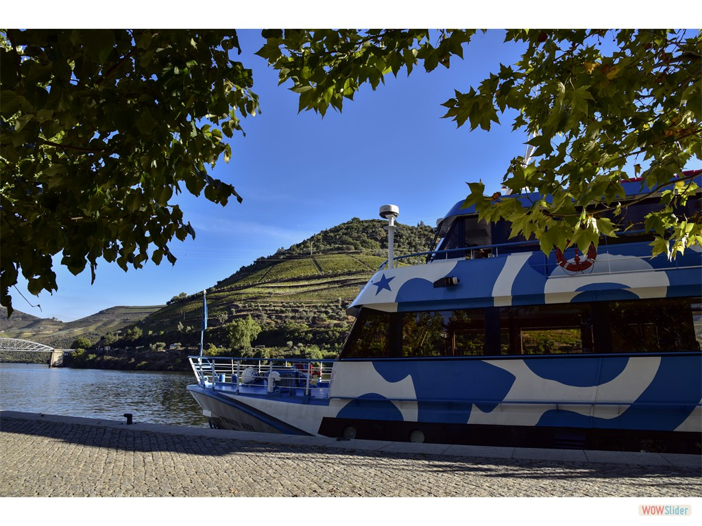 Promenade sur le Douro