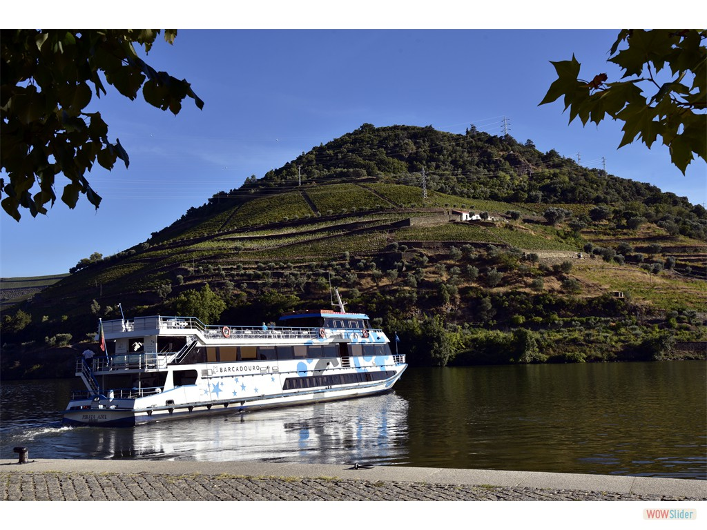 Douro - tourisme octobre 2016