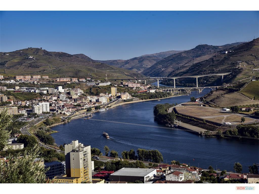 Vue sur le Douro - Regua