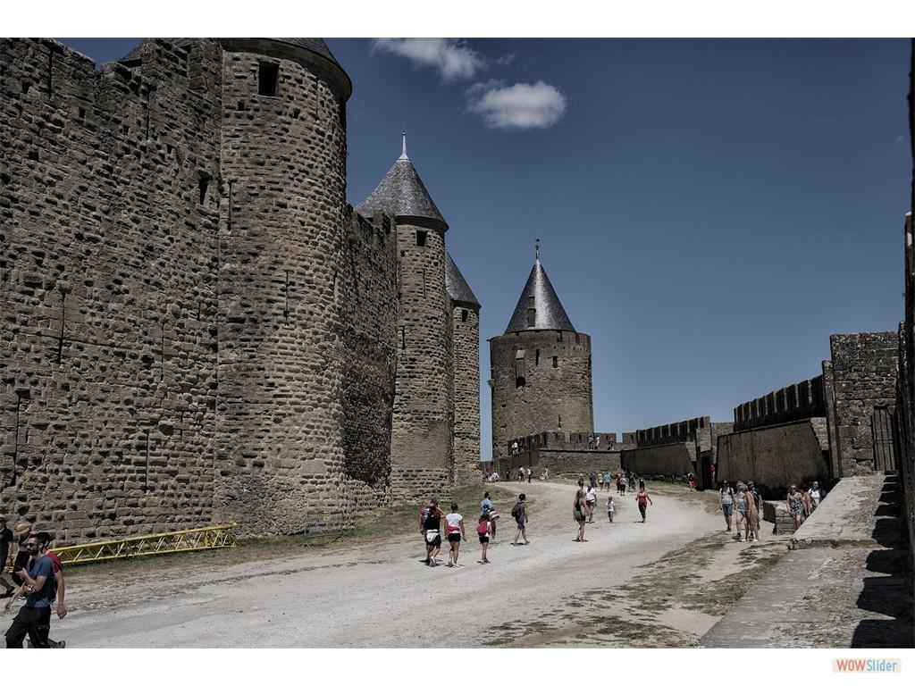 Fortification périphériques