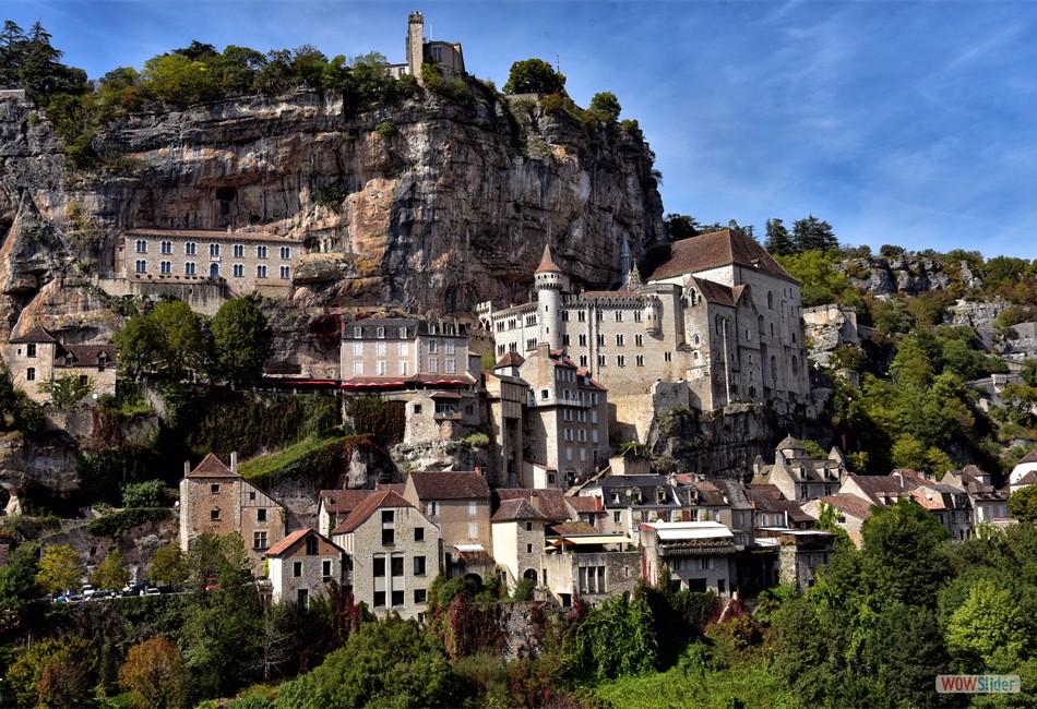 Cite medieval de Rocamadour