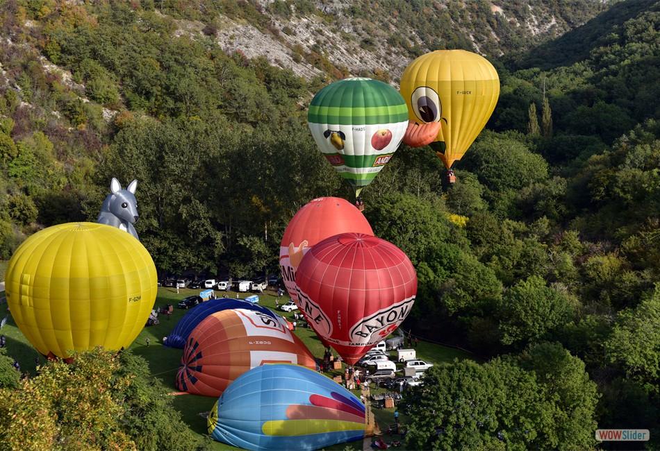 Montgolfieres 24 septembre 2017