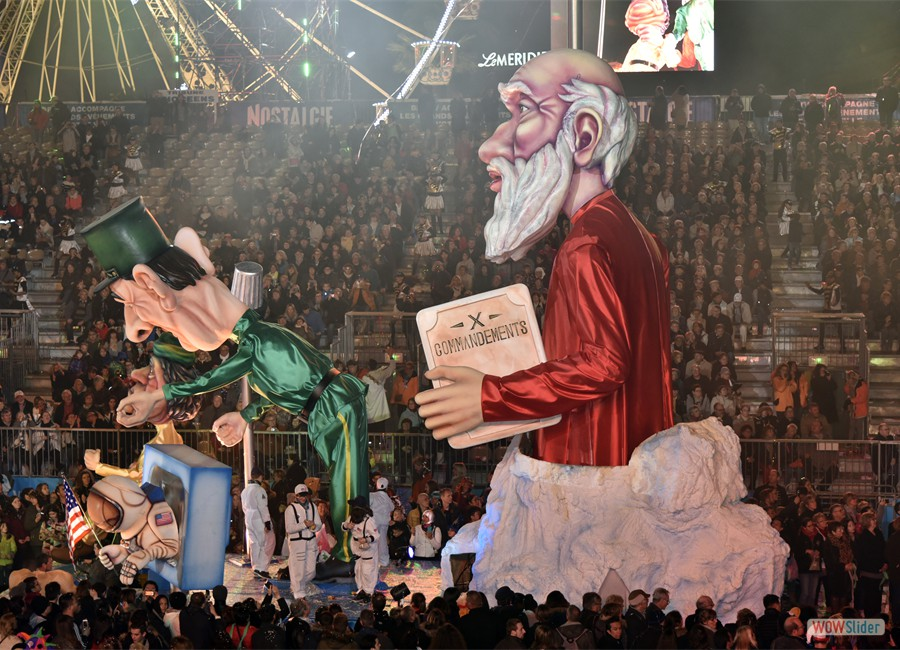 Carnaval de Nice - Corso nocturne